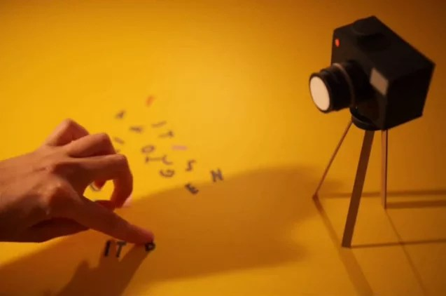 ecole stop motion