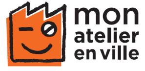 logo atelier de bricolage mon atelier en ville Paris