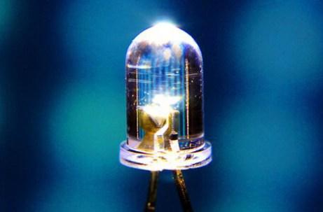 Source luminaire secondaire : ampoule LED