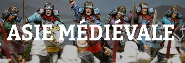 Animation-Figurines-Decors --- Figurines-created-by-The-Assault-Group - Medieval-Asia-