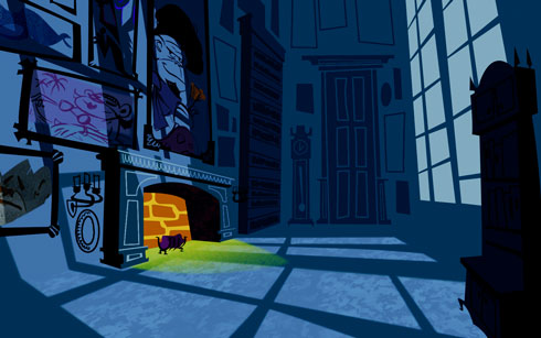 The Background Art of Disneys Kim Possible
