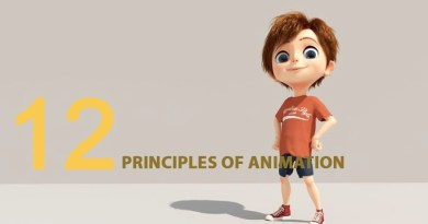 12 Principle of Animation