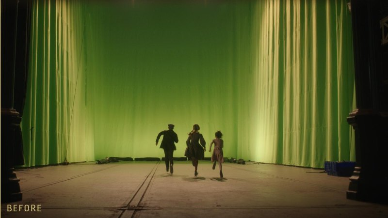 The Greatest Showman VFX
