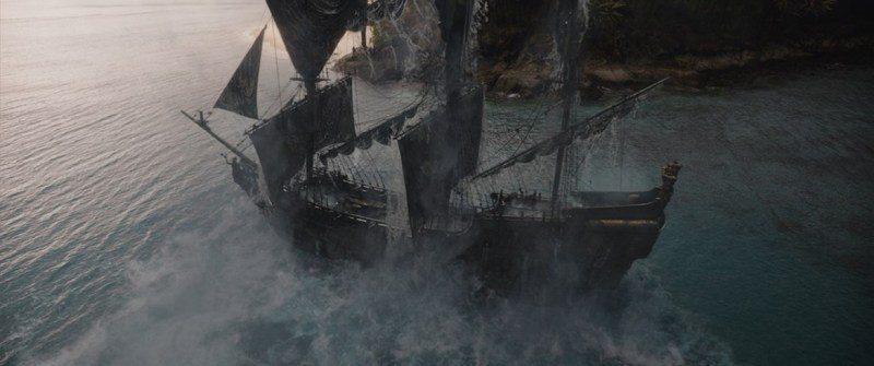 Pirates of the Caribbean VFX