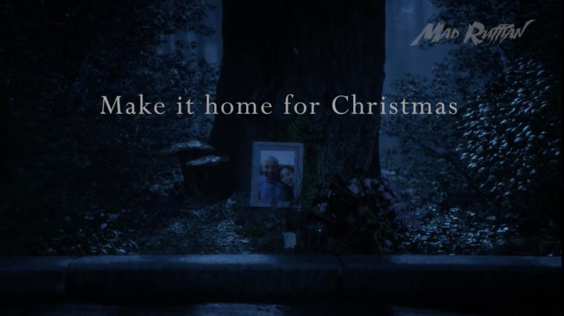 Behind the Scenes of Make it Home for Christmas