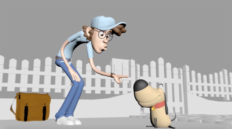 The Postman Animation