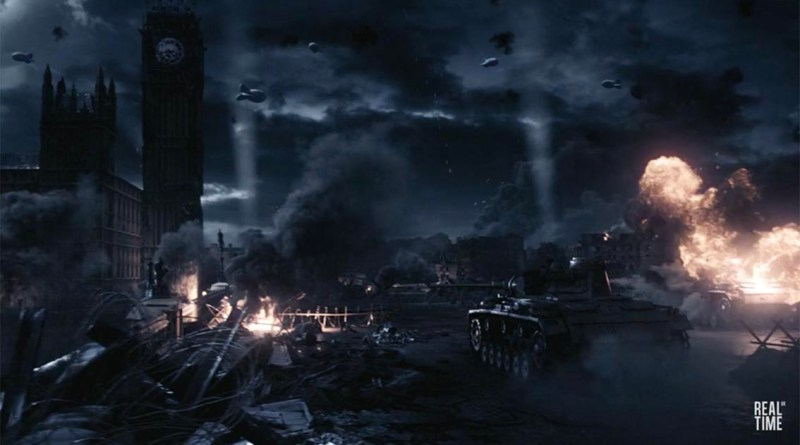 World of Tanks: War Stories VFX