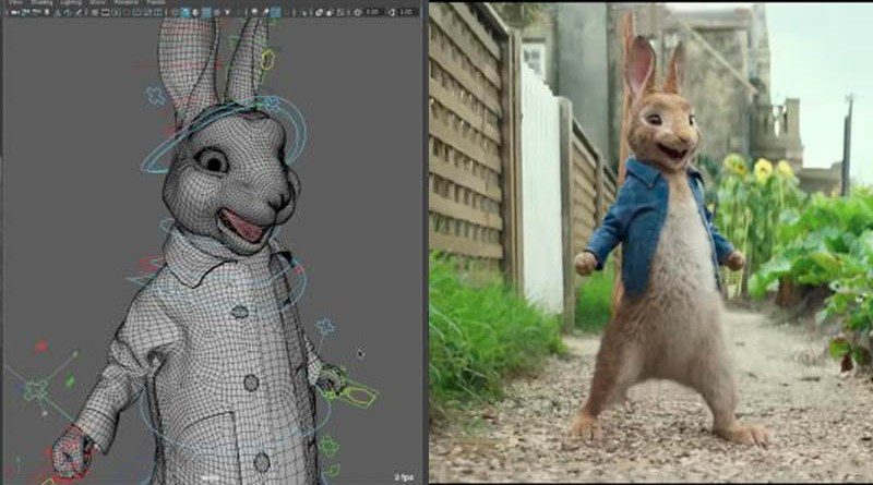 peter rabbit animation