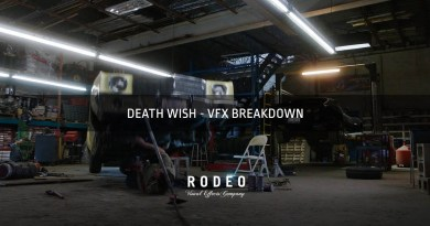 Death Wish VFX