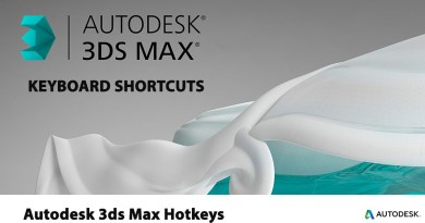 3ds Max Hotkeys
