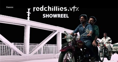 Redchillies VFX Reel