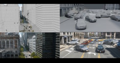 Fate of Furious vfx