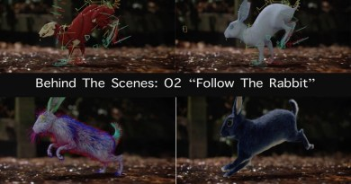 Behind The Scenes: O2 'Follow The Rabbit'