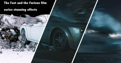 The Fast and the Furious VFX