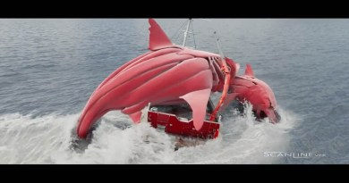 The meg vfx scanline