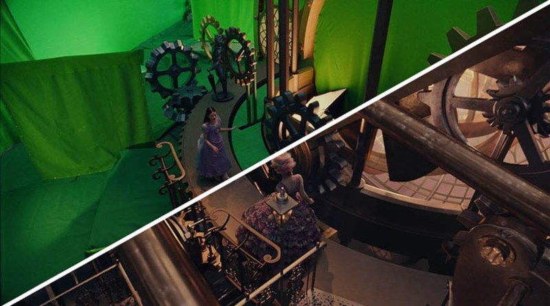 The Nutcracker and the Four Realms vfx