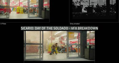 Sicario: Day of the Soldado VFX