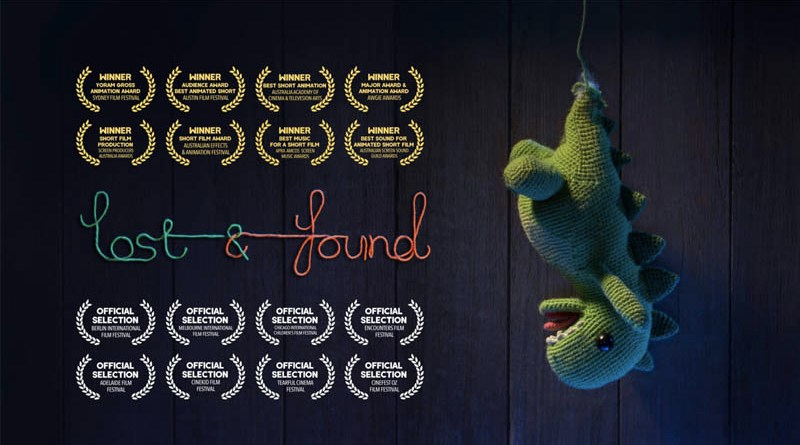 Lost & Found Stop Motion
