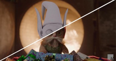 The Christmas Chronicles VFX