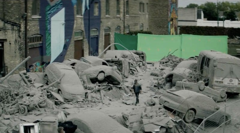 How it Ends VFX