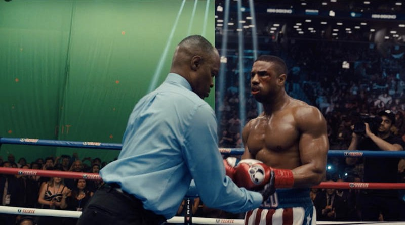Creed II VFX