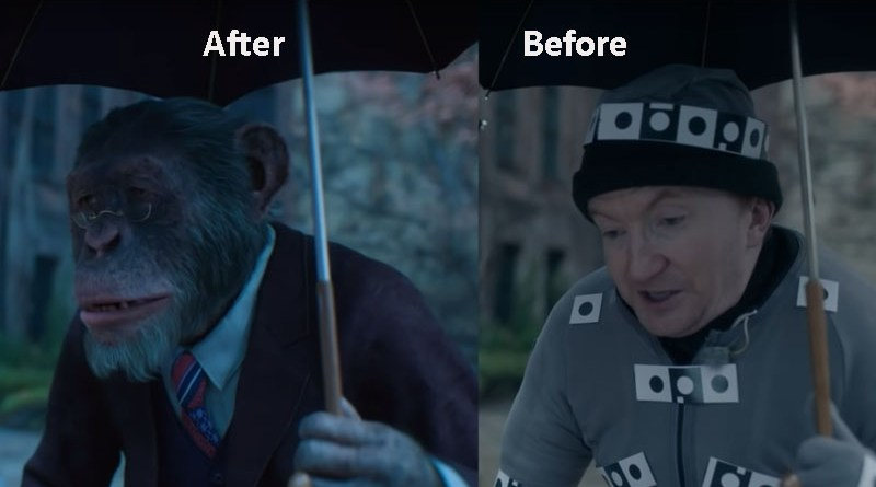 Umbrella Academy VFX