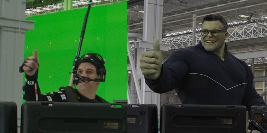Avengers: Endgame VFX Breakdown - Animation Boss