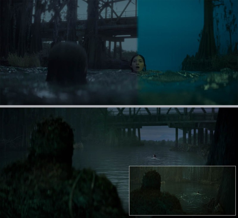 swamp Things vfx