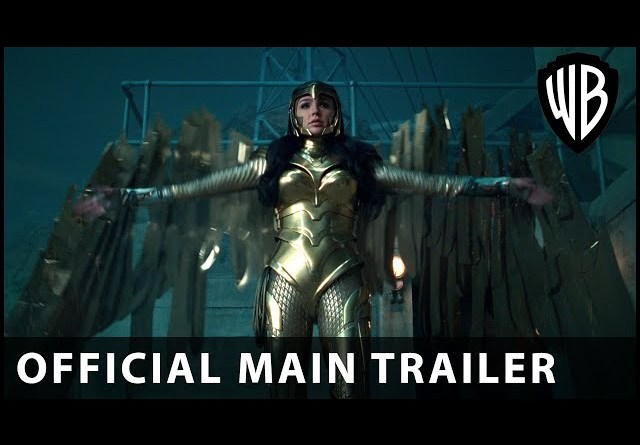 Wonder Woman 1984 Official Trailer