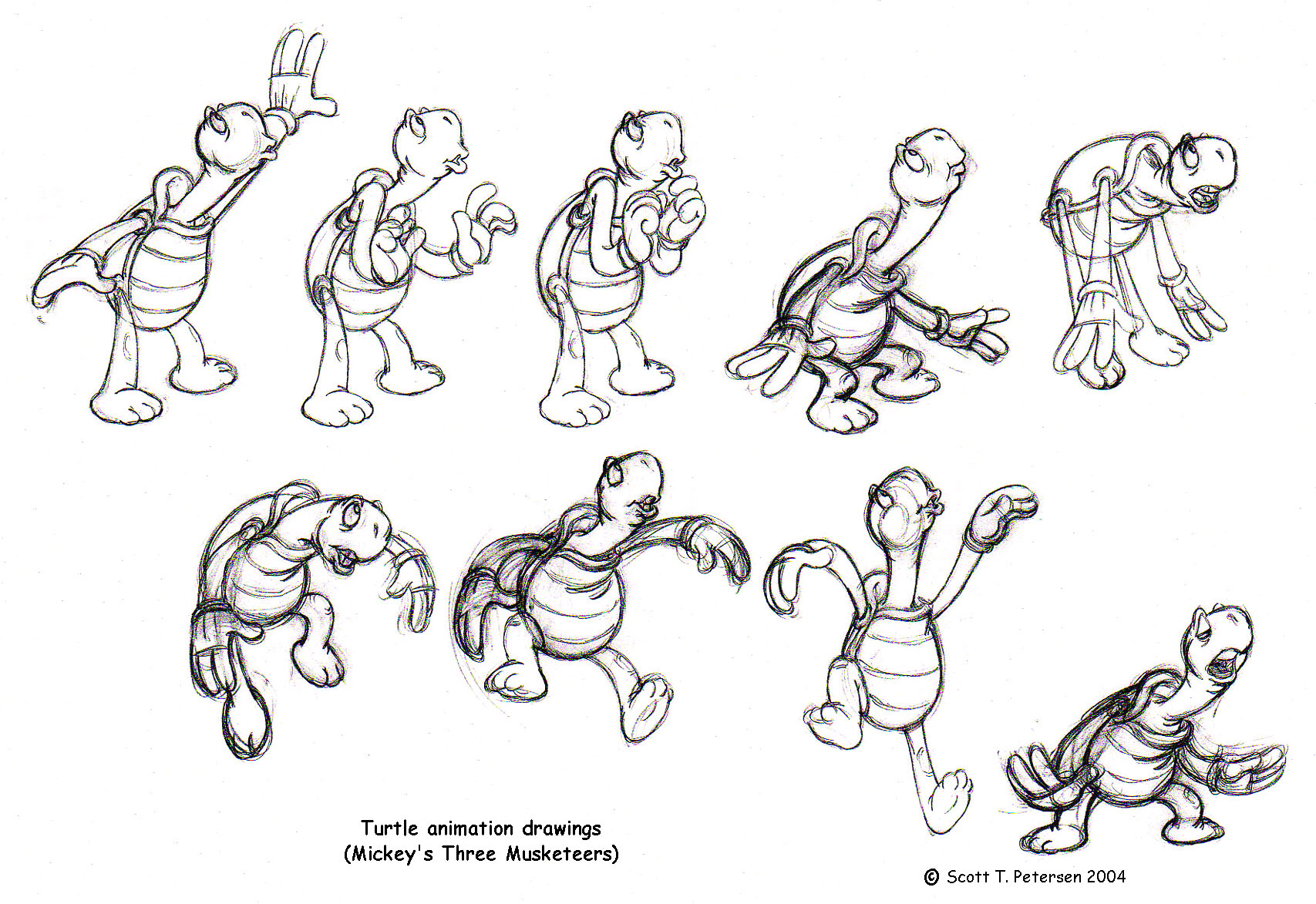 Scott T Petersen Animation Insider