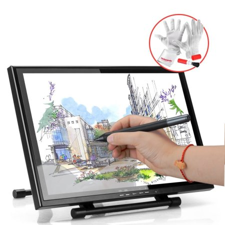 News: Cintiq Alternative: Ugee 19 Inches Graphics Drawing Pen Tablet