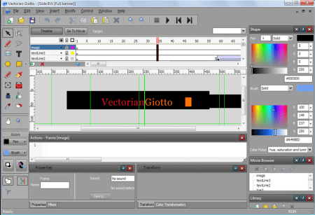 Vectorian Giotto