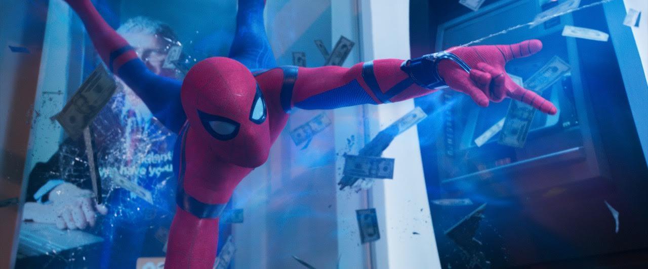 Luma Creates Dynamic Cg Vulture For Spider Man Homecoming