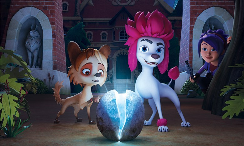 100% Wolf' Is MIP Junior's Most-Screened Series in All-Animated Top 20 |  Animation Magazine