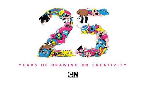 Cartoon Networks 25th Anniversary – Soulcial Dreamin