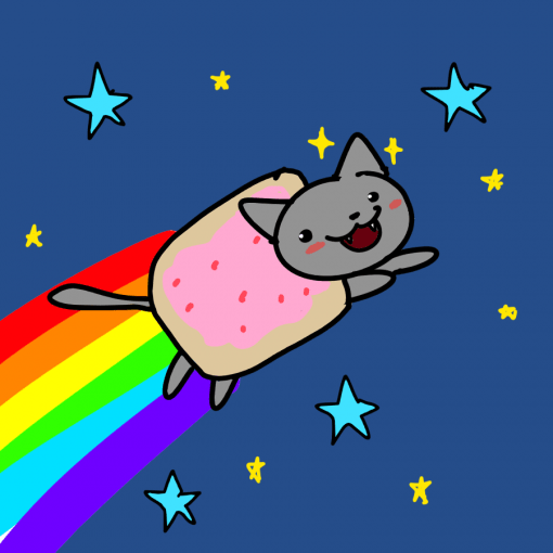 Nyan Cat Cute Wallpaper Nyan Cat Creator Tackles Pokemon