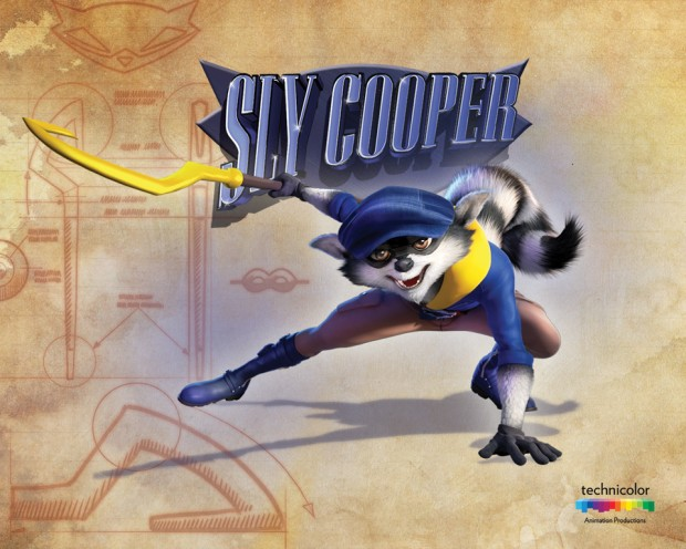 sly cooper movie transforms
