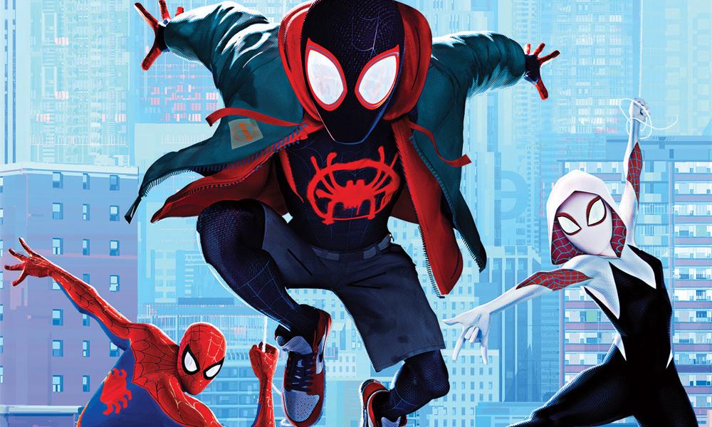 Image result for spider-verse