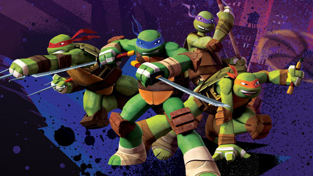 The Fall Tv Series Wallpaper New Ninja Turtles Series Conquers Russia New Zealand