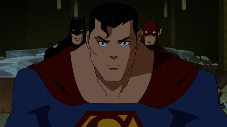 Image result for justice league doom superman