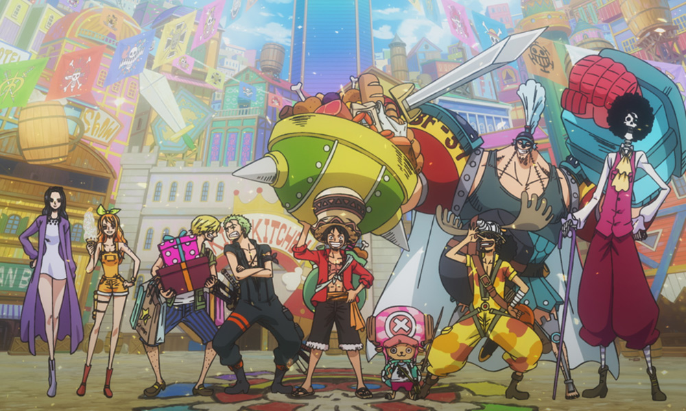 In the manga, the oden piece arc lasts quite a while, so it's enough to make the straw hat voice actors and actresses bored. Funimation Reveals One Piece Stampede Dub Cast Tix On Sale Now Animation Magazine