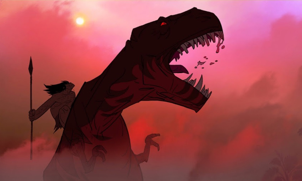 New Fall Creator Wallpaper Adult Swim Tames New Genndy Tartakovsky Series Primal