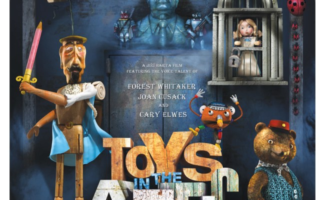 Barta S Toys Leave The Attic Plus More Toon Dvds