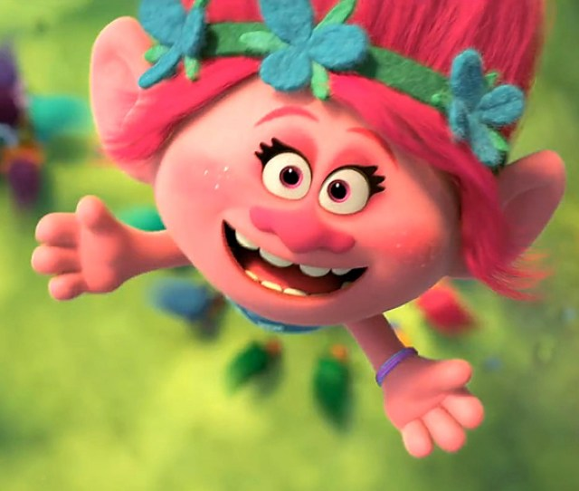 Poppy Voiced By Anna Kendrick In S Trolls From Dreamworks Animation