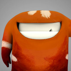 AM Rig Rock Animation Characters