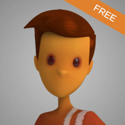 AM Rig Stewart Animation Characters