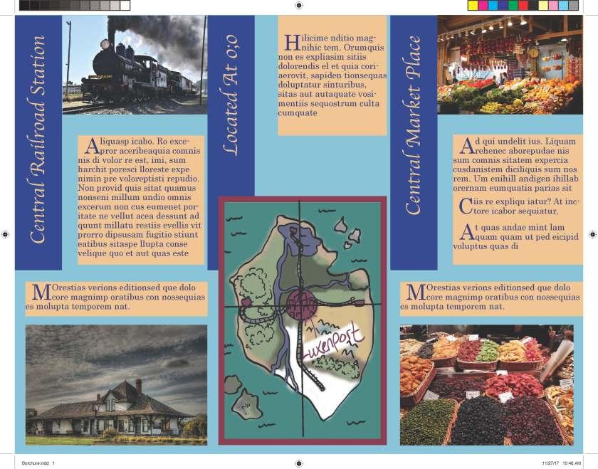 Sandy Thurmon Brochure Interior