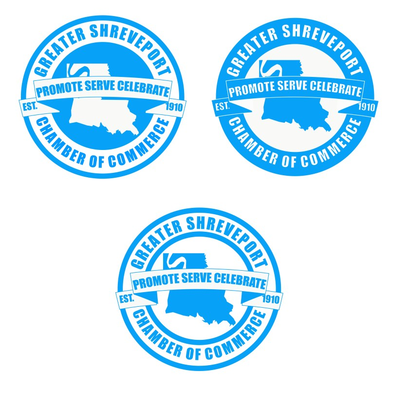 Shreveport Chamber of Commerce Logo Concept