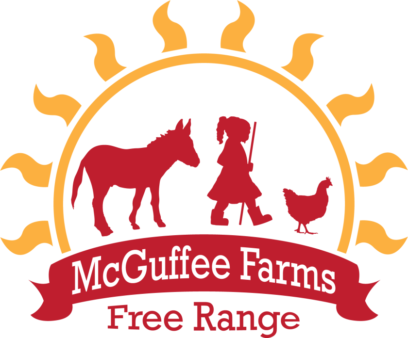 McGuffee Farms Color Logo