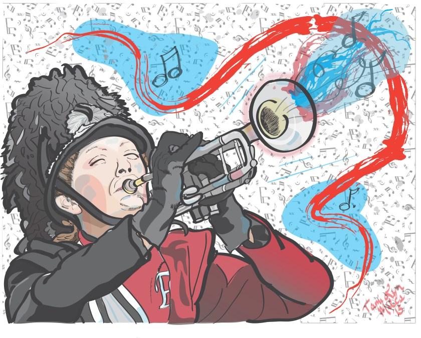 Tami Miles Watercolor Illustration